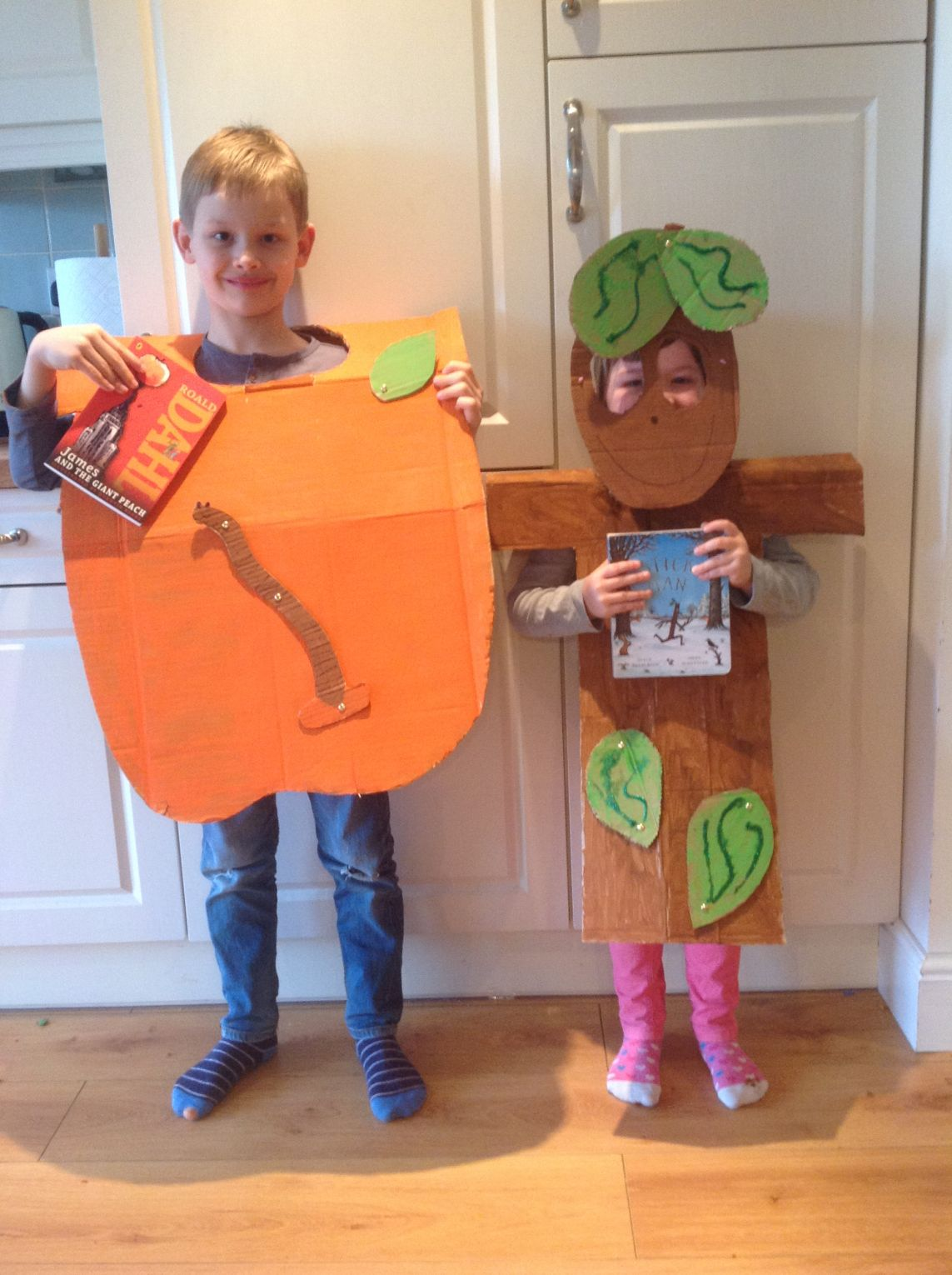 World Book Day on a Budget 2016