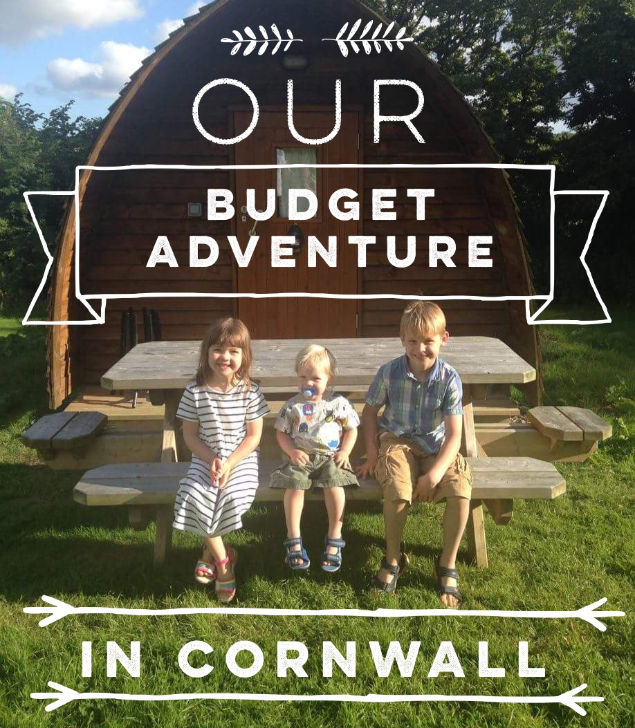 Happy Glampers! Our Budget Adventure in Cornwall