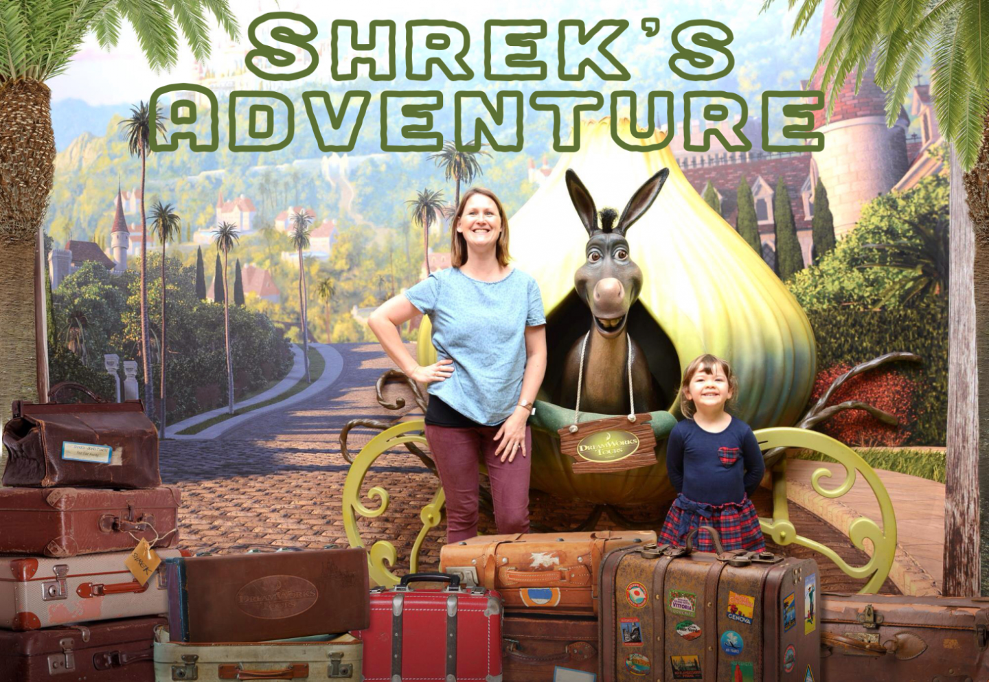 Shrek's Adventure, London