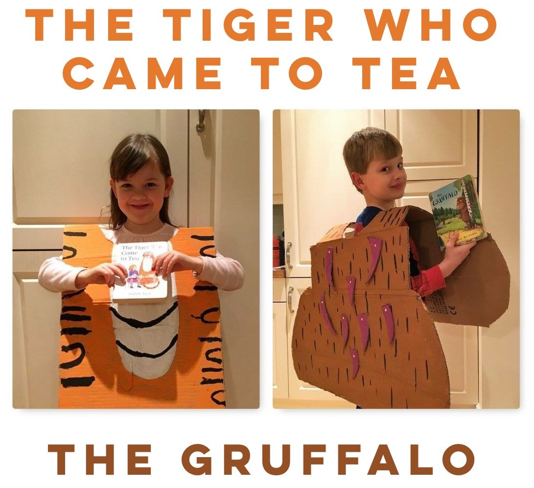 World Book Day on a Budget 2017
