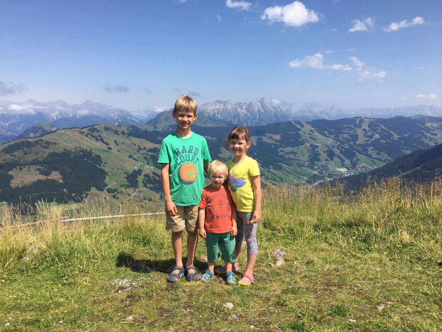 'A Few of my Favourite Things' from our Summer Holiday in Austria