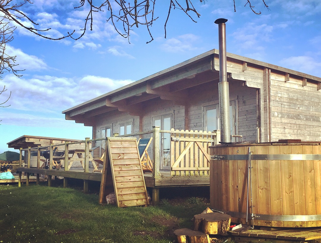 Review: Tom's Eco Lodge, Isle of Wight