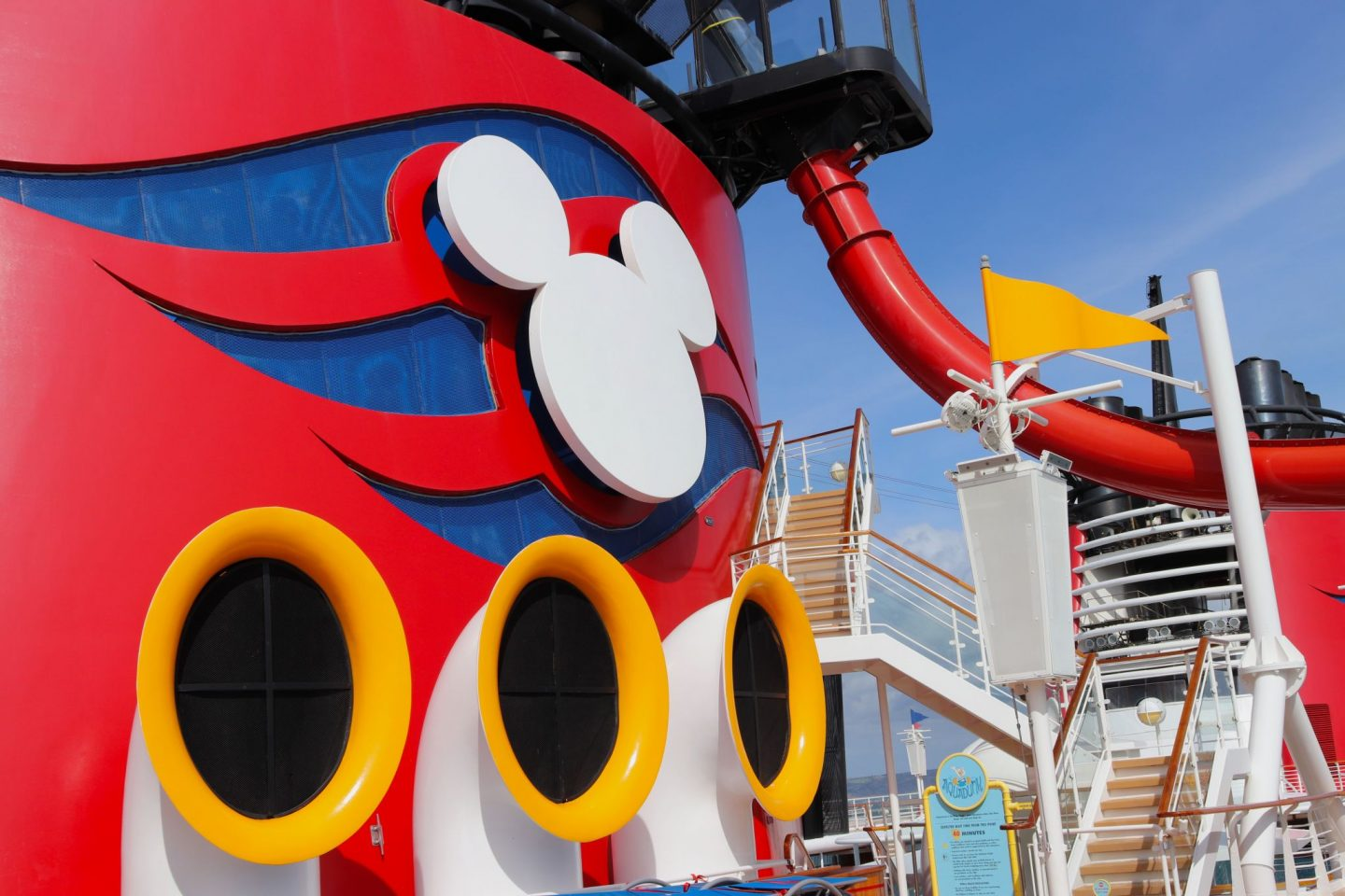 Cruising with Mickey Mouse!  Our 12 Day Transatlantic Crossing with Disney Cruise Line