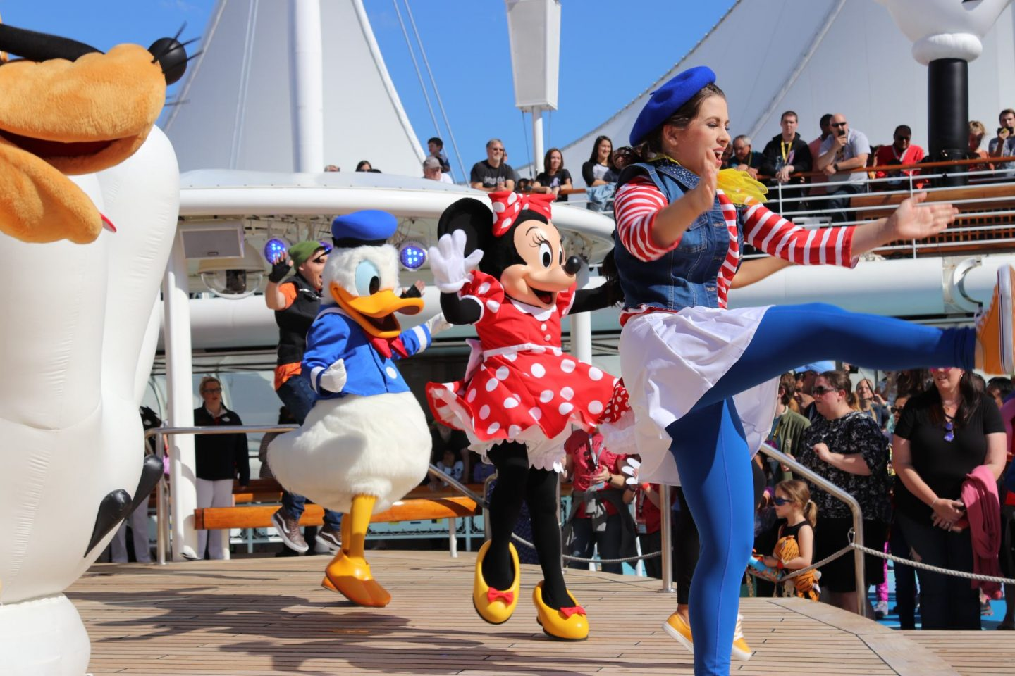 What to expect from a UK Staycation with 'Disney Magic at Sea' 2021