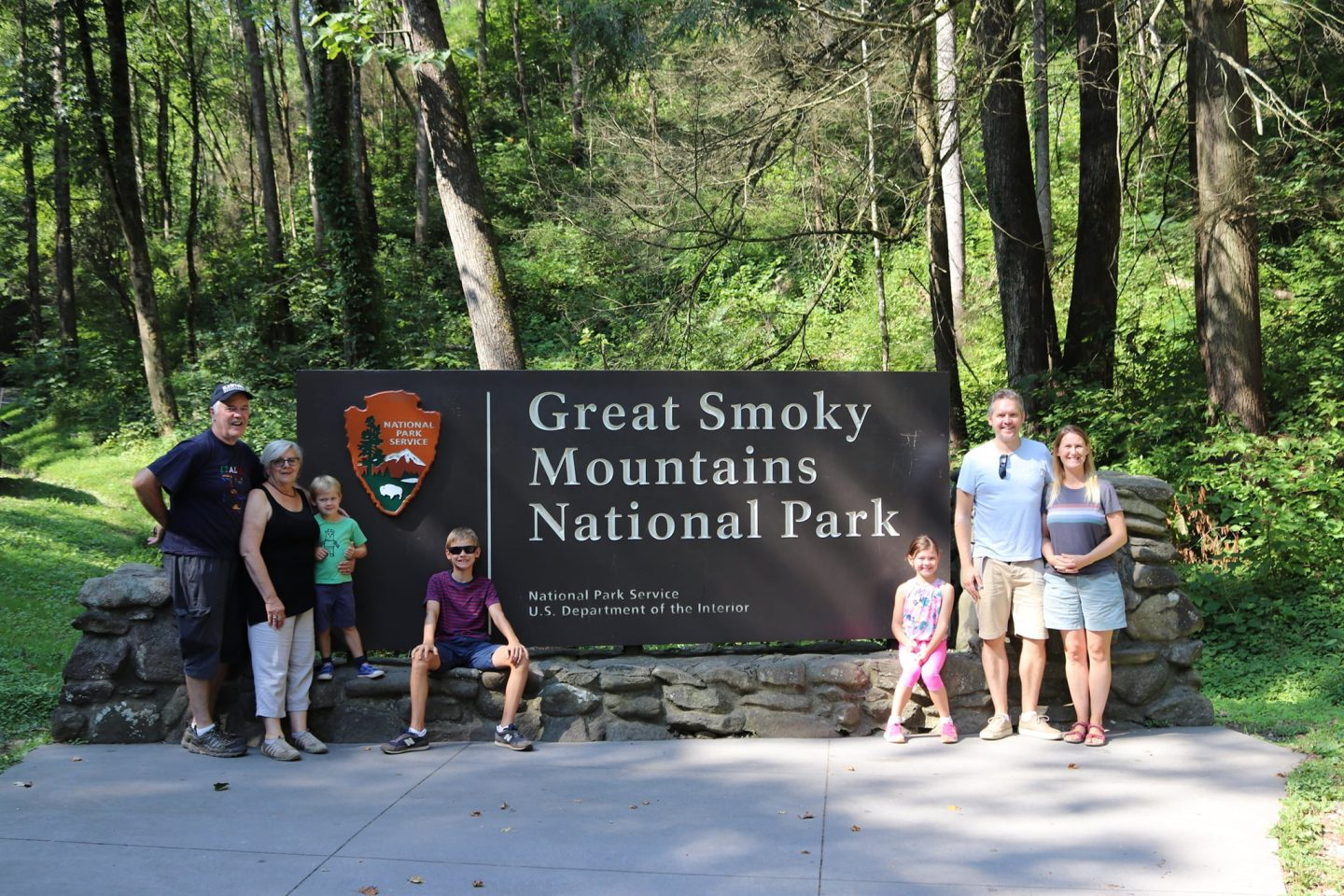 The Ultimate American Outdoor Family Adventure, The Great Smoky Mountains in Tennessee